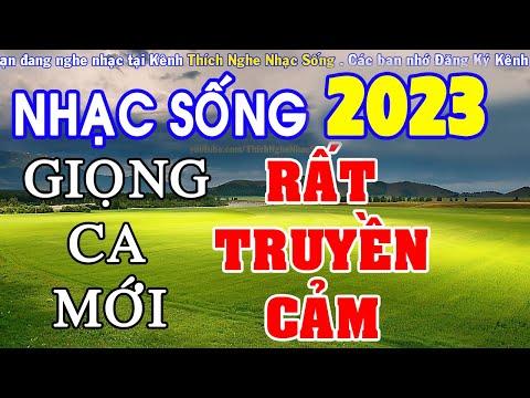 Nhạc Sống 2018 - LK Nhạc Sống Thôn Quê MỚI NHẤT - Giọng Ca Mới Truyền Cảm - MC Hương Quỳnh Vol 1