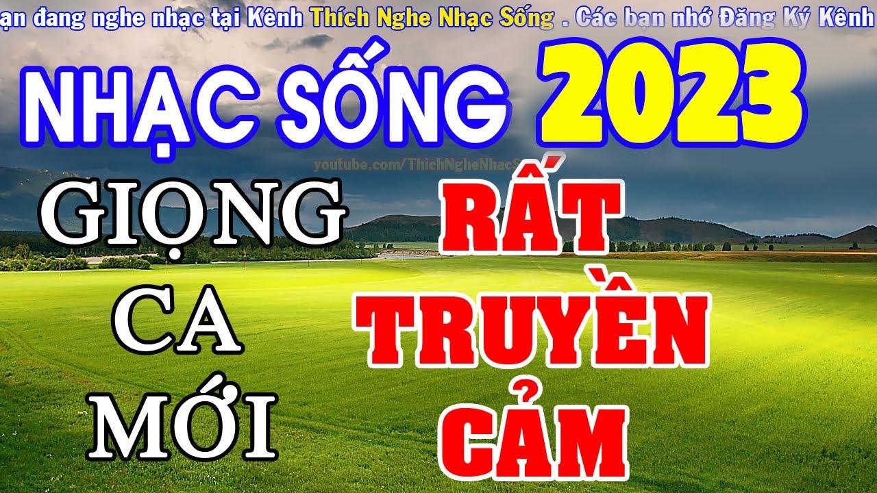 Nhạc Sống 2020 - LK Nhạc Sống Thôn Quê MỚI NHẤT - Giọng Ca Mới Truyền Cảm - MC Hương Quỳnh Vol 1