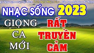 Nhạc Sống 2019 - LK Nhạc Sống Thôn Quê MỚI NHẤT - Giọng Ca Mới Truyền Cảm - MC Hương Quỳnh Vol 1