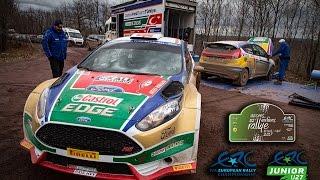 Castrol Ford Team Türkiye - 2017 Azores Rallye Test