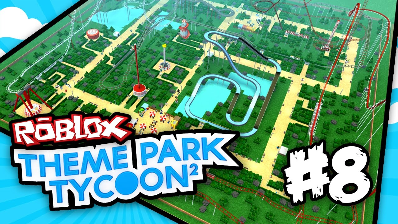 Theme Park Tycoon 2 #8 - SAYING GOODBYE (Roblox Theme Park Tycoon ...