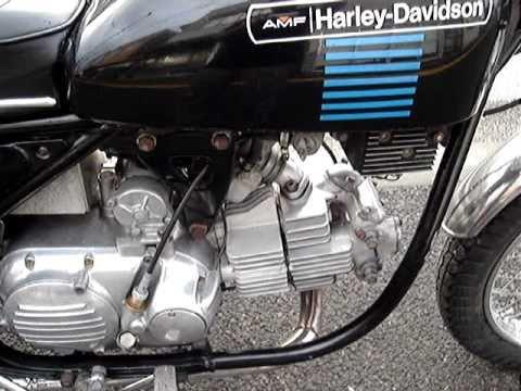 Harley Davidson Sx  Engine