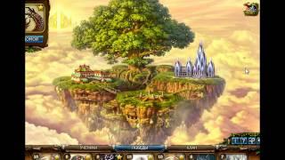 Игра Небеса - Сбор ресурсов на островах