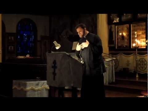 Introducing the Orthodox Church in American Culture. Fr Damick Part 4.mp4