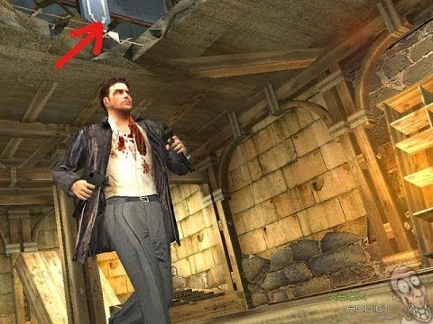 Max Payne 2: The Fall Of Max Payne Secret Places |