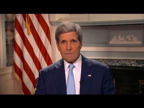 John Kerry To Edward Snowden: Man Up And Come Home