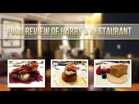 Food Review: Harry's Restaurant, Feb 2017