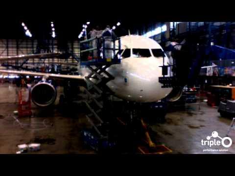 tripleO performance solution - aircraft fuel saving technology