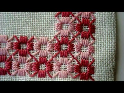 cross stitch flower designs / dosuti design / embroidery ...