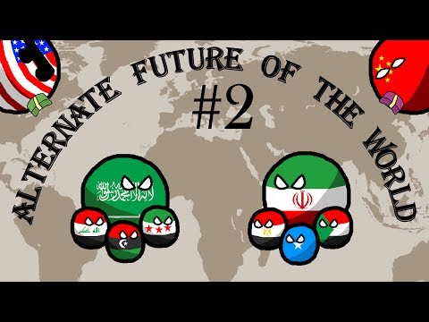 Alternative Future of the World #2 - Good intentions