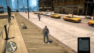 GTA IV Unlimited Money Call/Cheat [HD]