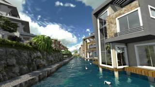 ПРОЕКТ ЖИЛОЙ ЗАСТРОЙКИ В г.ИРПЕНЬ(Чрезвычайно уютный проект жилого массива в Ирпене состоит из троих типов коттеджей. Вместе они создают..., 2011-11-22T11:26:10.000Z)