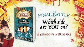 How to Fight A Dragon's Fury: The Final Battle - Team Human