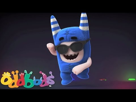 Oddbods Dance off