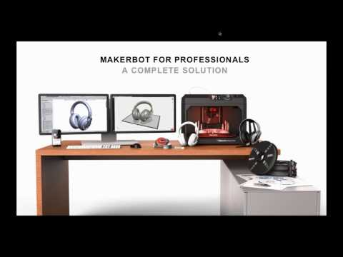 Introducing the Next Generation of MakerBot 3D Printers