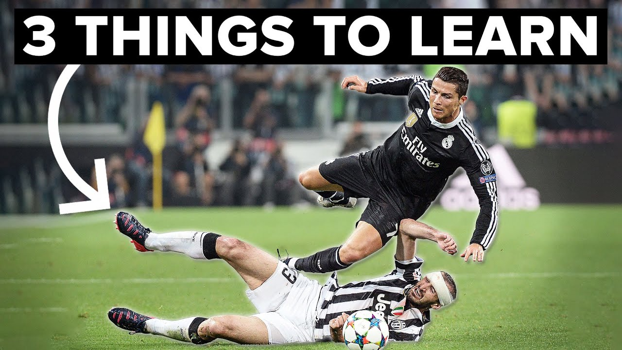 3 things to learn from Giorgio Chiellini