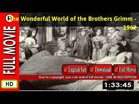 Watch Online : The Wonderful World of the Brothers Grimm (1962)