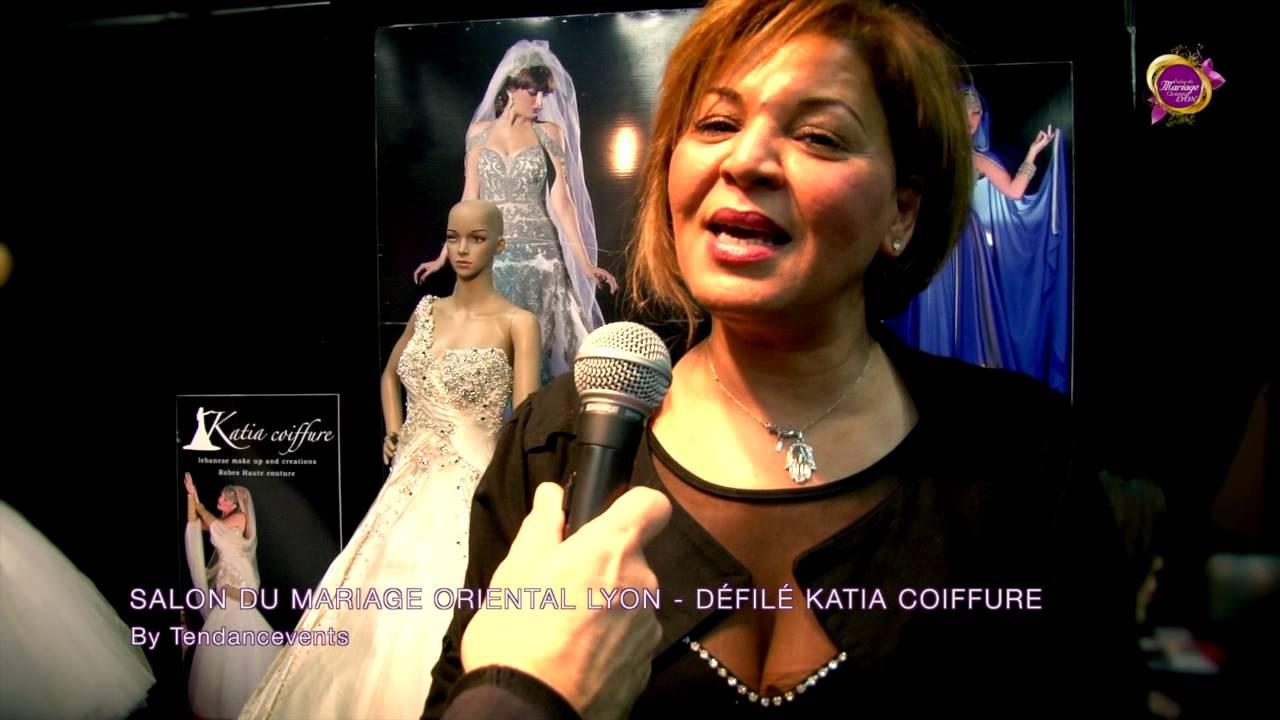 D fil katia coiffure au salon du mariage oriental de lyon by tendancevents youtube - Salon du mariage oriental lyon ...