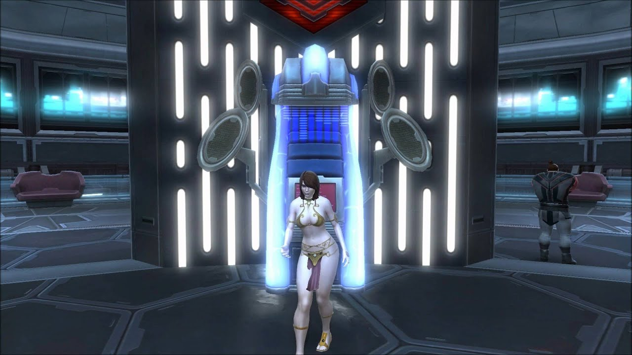Swtor Slave Girl Outfit Youtube