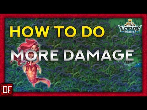 How To Do More Damage On Higher Tier Monsters- Lords Mobile