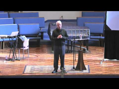 Ray Bakke - 2015 Santa Barbara Mission Conference - Session 1