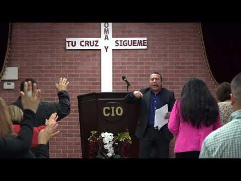 Iglesia CIO de La Puente// Octavo Aniversario