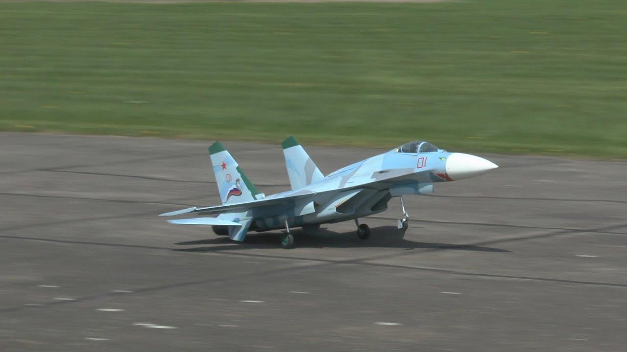SU-27 Airtech EDF / Сухой Су-27 - 3.E-Jet Meeting ...