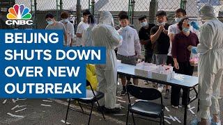 Beijing shuts down over coronavirus outbreak