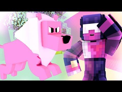 Steven Universe - LION! (Minecraft Steven Universe Roleplay) #5