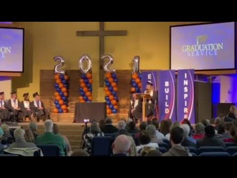 Helena Christian School graduation