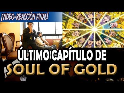 [Saint Seiya] Video-reacción: Capítulo 13 de Soul of Gold (último Episodio)