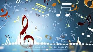 Imagine Dragons - Believer Remix | Música Eletrônica Remix (sem direitos autorais) - NIK SOUNDS