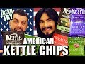Irish People Try 'American Kettle Chips' + Things You Shouldn't Call Women!!