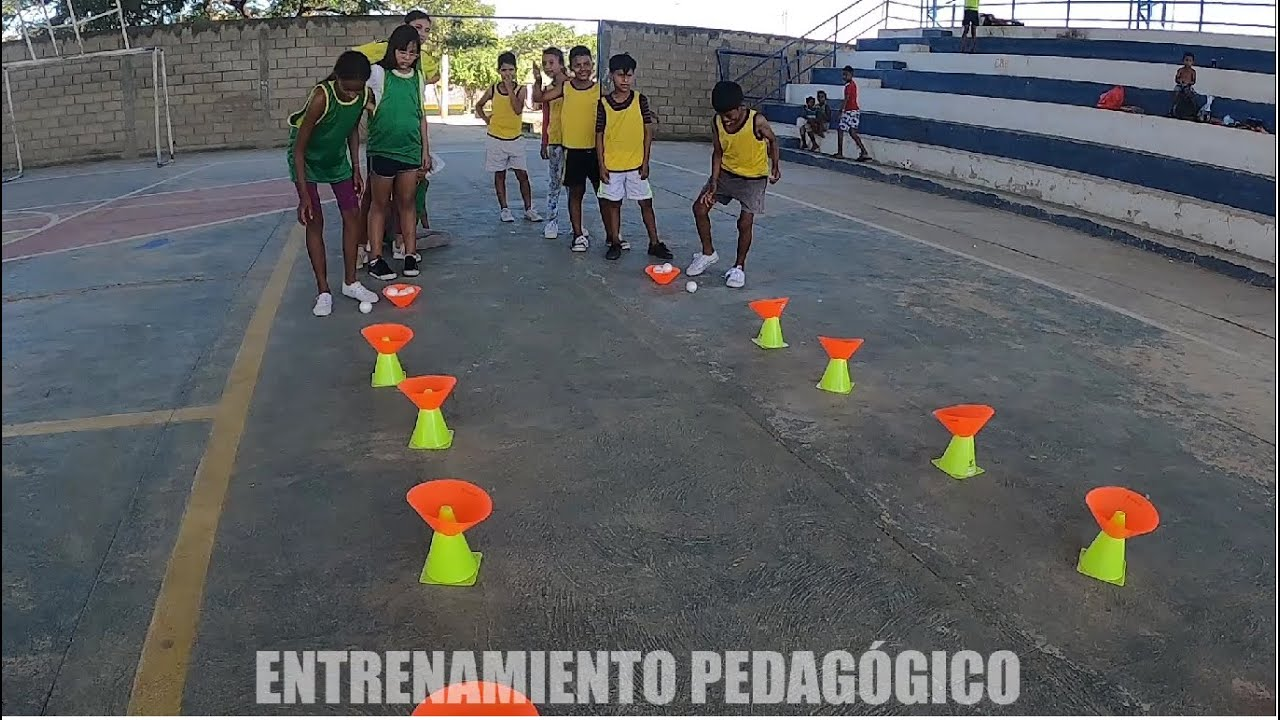 physical education games for primary students