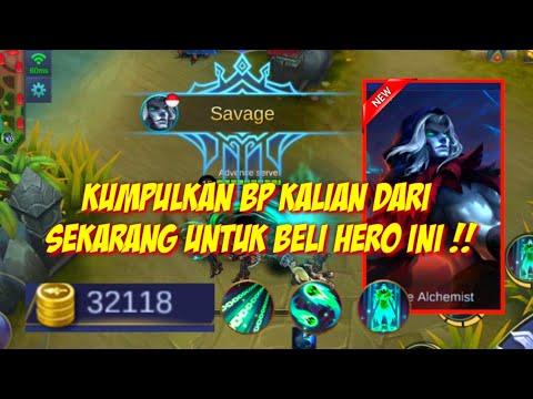 download KALIAN HARUS NABUNG DARI SEKARANG DEMI HERO BARU INI ! ULTI NYA BISA HIDUPIN TEMAN