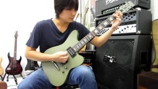 Charvel Guitar Desolation Skatecaster SK-3 ST Flat Grey