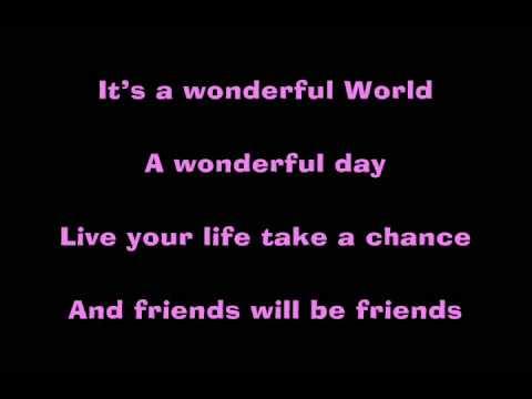 ETERNITY∞ - Wonderful World