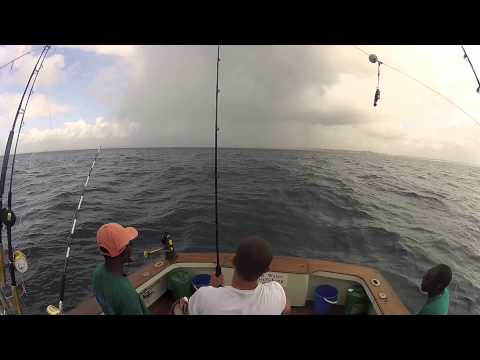 Deep Water Sport Fishing, Mombasa, Kenya