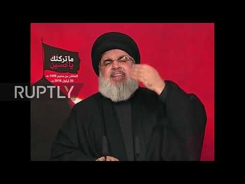 Lebanon: Israel 'will face a fate it has never expected' - Hassan Nasrallah