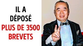 Un Japonais a Inventé et déposé plus de 3500 Brevets thumbnail