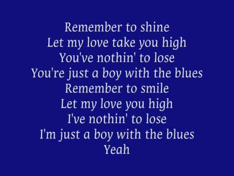 Oasis - Boy with the Blues lyrics (Official NCIS Soundtrack)