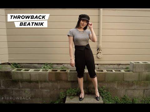 Thursdays ⧫ 50 S Beatnik Style Throwback★ Glam Com Youtube