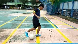 ฝึกเลี้ยงบอลกับแทนแทนหลังเลิกเรียน
