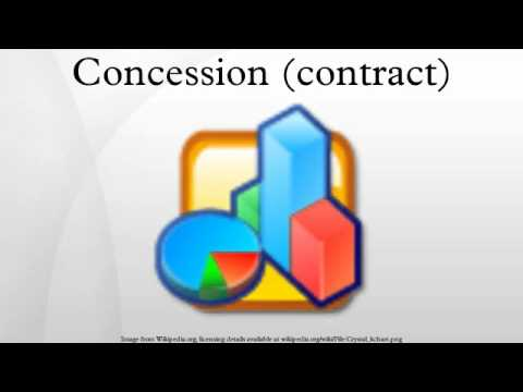 Concession Contract Youtube