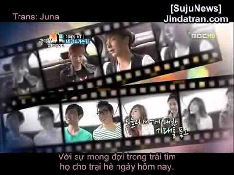 [Vietsub] Full Ep 20 Joo Byung Jin Talk Concert with Super Junior, DBSK - P1