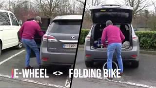 ewheel vs folding bike