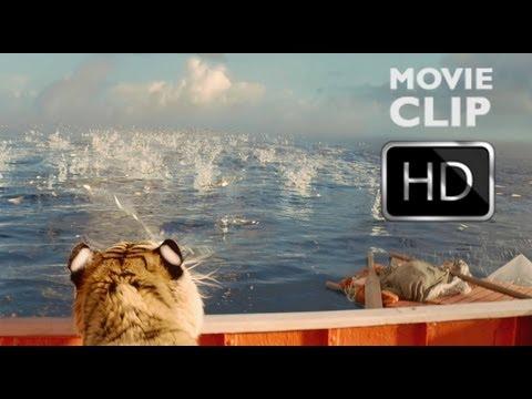 Life Of Pi Clip - 'Flying Fish'