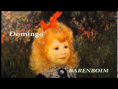 DOMINGO,  Hymne Des Marseillaise  Rouget De Lisle / Arr.Berlioz