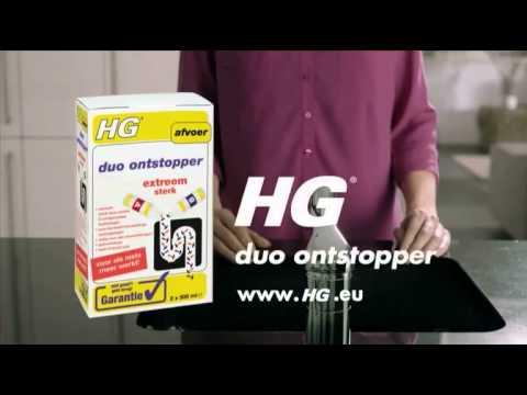 Top HG Duo ontstopper - YouTube QA91
