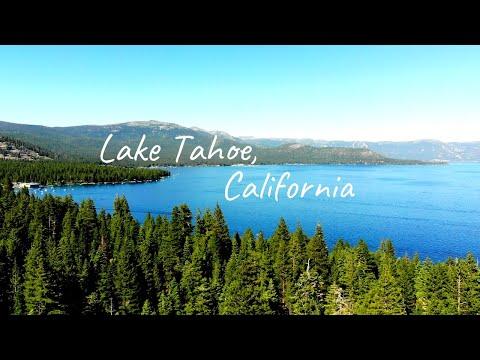 Lake Tahoe June 2018 My Birthday!